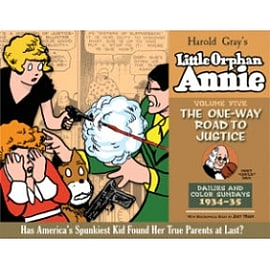 Complete Little Orphan Annie Volume 5Books