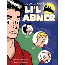 Li'l Abner Volume 1Books