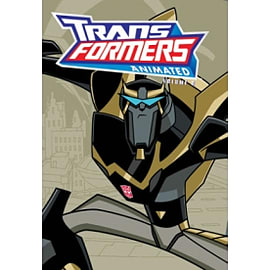 Transformers Animated Volume 8Books