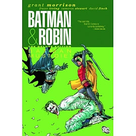 Batman And Robin TP Vol 03 Batman Robin Must DieBooks