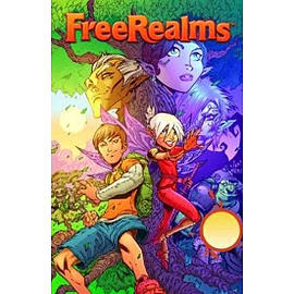 Free Realms TP Book 01Books