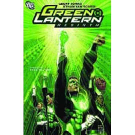 Green Lantern Rebirth TP New EditionBooks