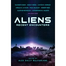 Aliens: Recent EncountersBooks
