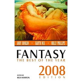 Fantasy: The Best of the Year, 2008 EditionBooks