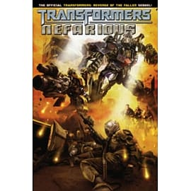 Transformers: NefariousBooks