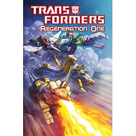 Transformers: Regeneration One Volume 2Books