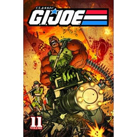 Classic G.I. Joe Volume 11Books