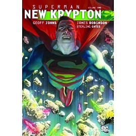 Superman New Krypton HC Vol 02Books