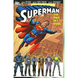 Superman The Man Of Steel TP Vol 02Books