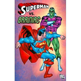 Superman Vs Brainiac TPBooks