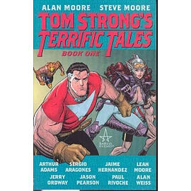 Tom Strongs Terrific Tales TP Book 01Books