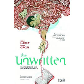 Unwritten TP Vol 01 Tommy Taylor And Bogus IdentityBooks