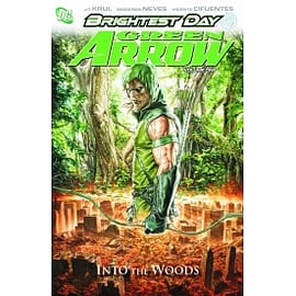 Green Arrow HC Vol 01 Into The WoodsBooks