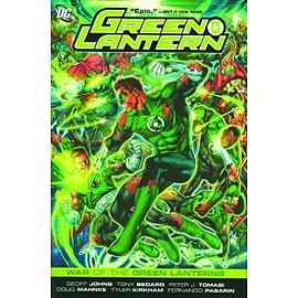Green Lantern War Of The Green Lanterns HCBooks