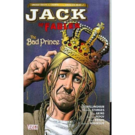 Jack Of Fables TP Vol 03 The Bad PrinceBooks