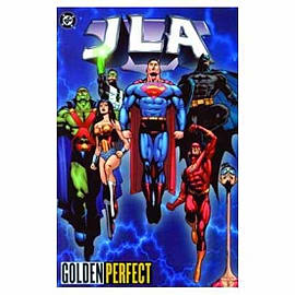 Jla TP Vol 10 The Golden PerfectBooks