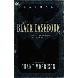 Batman The Black Casebook TPBooks