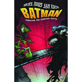 Batman Through The Looking Glass HCBooks