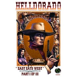 Helldorado: East Eats West PaperbackBooks