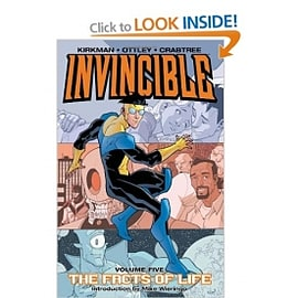 Invincible Volume 5: The Fact Of LifeBooks
