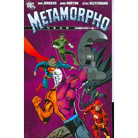 Metamorpho Year One TPBooks