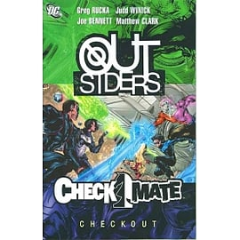 Outsiders Checkmate Checkout TPBooks