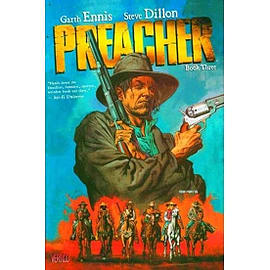 Preacher HC Book 03Books