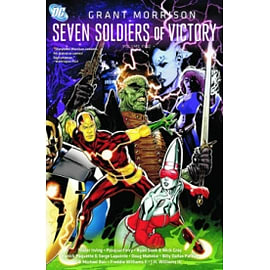 Seven Soldiers Of Victory TP Vol 02 (of 2)Books