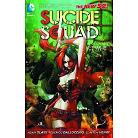 Suicide Squad TP Vol 01 Kicked In The TeethBooks