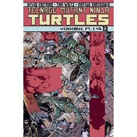 Teenage Mutant Ninja Turtles Volume 12 Vengeance Part 1Books