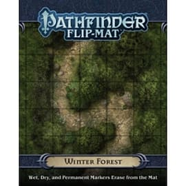 Pathfinder Flip-Mat Winter ForestBooks