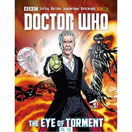 Doctor Who The Eye of TormentBooks