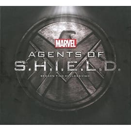 Marvel's Agents of S.H.I.E.L.D. Season Two Declassified HardcoverBooks