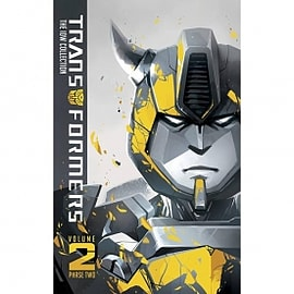 Transformers IDW Collection Phase 2 Volume 2 HardcoverBooks
