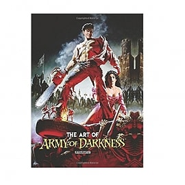 Art of Army of Darkness HardcoverBooks