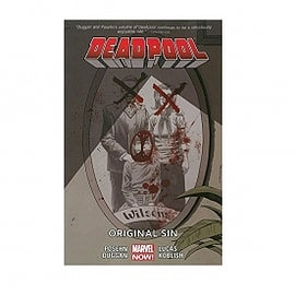 Marvel Now Deadpool Volume 6 Original Sin PaperbackBooks