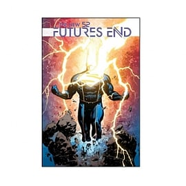 DC Comics Future's End Volume 2 New 52 PaperbackBooks