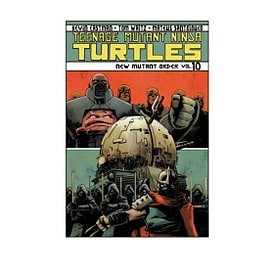 Teenage Mutant Nina turtles Volume 10 New Mutant Order PaperbackBooks