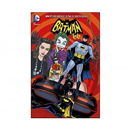 DC Comics Batman '66 Volume 3 Hard CoverBooks