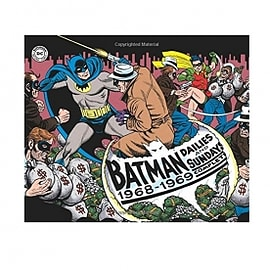 Batman The Silver Age Newspaper Comics Volume 2 1968-1969 HardcoverBooks
