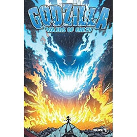 Godzilla Rulers of Earth Volume 4 PaperbackBooks