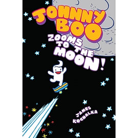 Johnny Boo Book 6 Zooms to the Moon HardcoverBooks