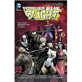 Forever Evil Blight TP The New 52 PaperbackBooks