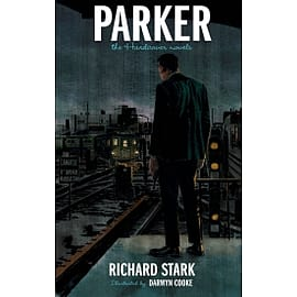 Parker: The Hunter by Richard Stark With Illustrations by Darwyn CookeBooks