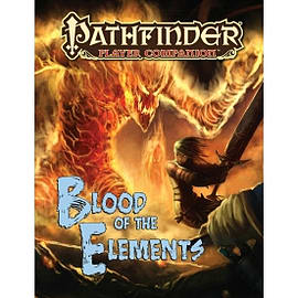 Pathfinder Player Companion: Blood of the ElementsBooks
