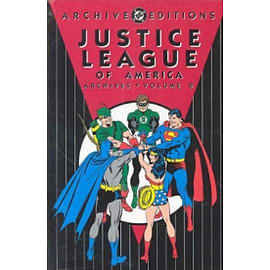 Justice League Of America Archives HC Vol 08Books