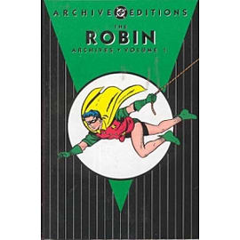 Robin Archives HC Vol 01Books