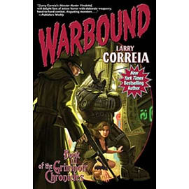 Warbound Signed Limited EditionBooks