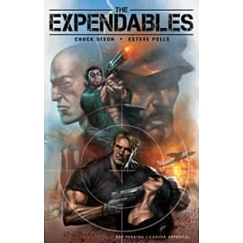 The Expendables TPBBooks
