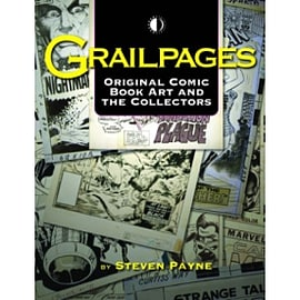 Grailpages: Original Comic Book Art And The CollectorsBooks